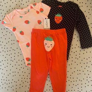 Strawberry Set 🍓